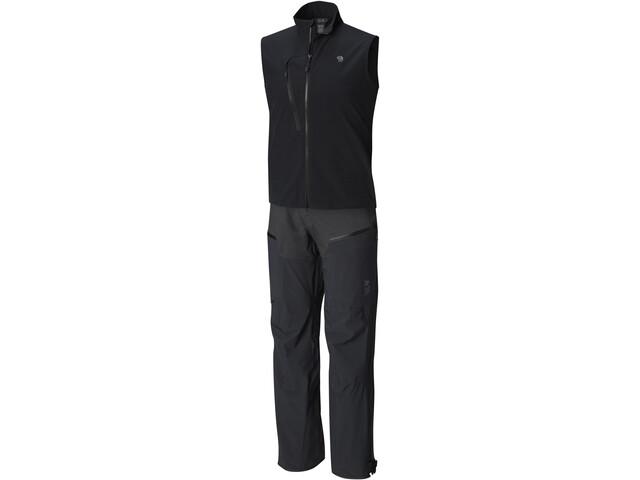 Mountain Hardwear CloudSeeker 3L Bib Pants Herren shark